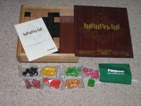 Board Game: Baubylon