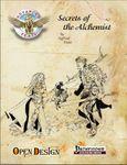 RPG Item: Secrets of the Alchemist