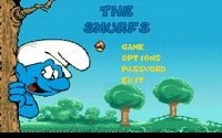 Video Game: The Smurfs