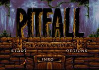 Video Game: Pitfall: The Mayan Adventure