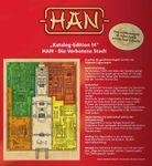 Board Game: Han: The Forbidden City