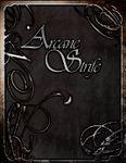 RPG Item: Arcane Strife: A Tome of Arcane Magics