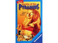 Board Game: Secrets of the Pyramids