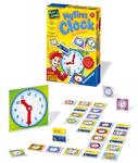 Board Game: My First Clock