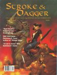 Issue: Stroke & Dagger (Issue 2 - Dec 1992)
