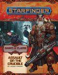 RPG Item: Starfinder #018: Assault on the Crucible