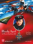 Board Game: Bloody April, 1917: Air War Over Arras, France