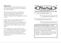 RPG Item: Photus