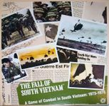 Board Game: The Fall of South Vietnam: A Game of Combat in South Vietnam – 1973-1975