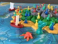 Board Game: Escape from Atlantis