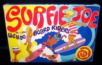 Board Game: Surfie Joe and the Weirdo Board Riders