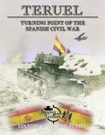 Board Game: Teruel: Turning point of the Spanish Civil War
