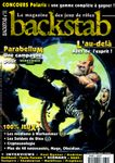 Issue: Backstab (Issue 31 - Jun 2001)