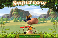 Video Game: Supercow