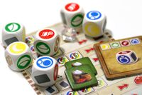 Board Game: Istanbul: The Dice Game