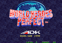 Video Game: World Heroes Perfect