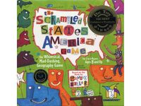 Board Game: The Scrambled States of America: Deluxe Edition