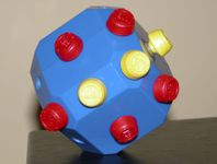 Board Game: Connect Four Cube