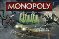Board Game: Monopoly: Cthulhu