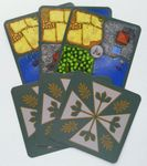 Board Game: Limes: Startcards Set A