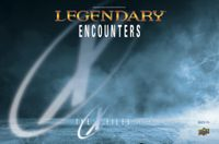 Board Game: Legendary Encounters: The X-Files Deck Building Game