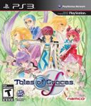 Video Game: Tales of Graces