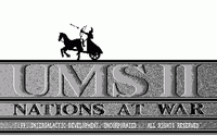 Video Game: UMS II: Nations at War