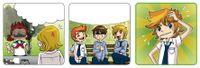 Board Game: Manga Party