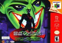 Video Game: Batman Beyond: Return of the Joker