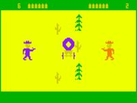 Video Game: Gunfight, Checkmate and Scribbling