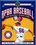 Board Game: APBA Pro Baseball