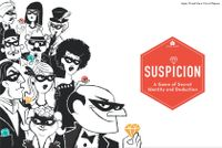 Board Game: Suspicion