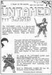 RPG: The Untamed Land