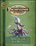 RPG Item: Pathfinder Society Scenario 3-06: Song of the Sea Witch