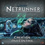 Board Game: Android: Netrunner – Creation and Control
