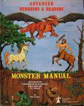 RPG Item: Monster Manual (AD&D 1e)