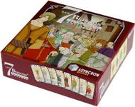 Board Game: Les 7 Blasons