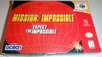 Video Game: Mission: Impossible (1998)