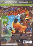 Video Game Compilation: Banjo-Kazooie: Nuts & Bolts / Viva Piñata
