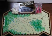 Board Game: Epoch Wargame Electronics #3: The Battle of Sekigahara