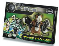 Board Game: G-Force: the game