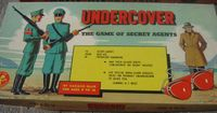 Board Game: Undercover The Game of Secret Agents