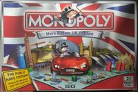 Board Game: Monopoly: Here & Now UK Edition