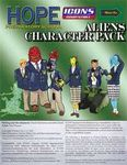 RPG Item: HPS Aliens Character Pack (ICONS)