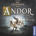 Board Game: Legends of Andor: The Last Hope