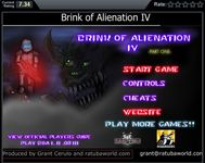Video Game: Brink of Alienation IV