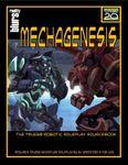 RPG Item: Mechagenesis: The True20 Robotic Roleplay Sourcebook
