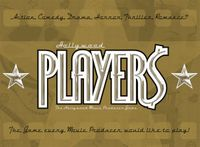 Board Game: Hollywood Players