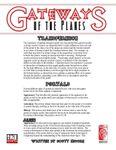 RPG Item: Gateways of the Planes