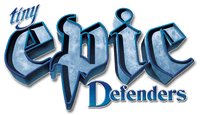 Board Game: Tiny Epic Defenders